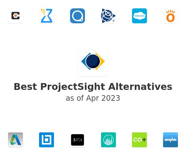 Best ProjectSight Alternatives