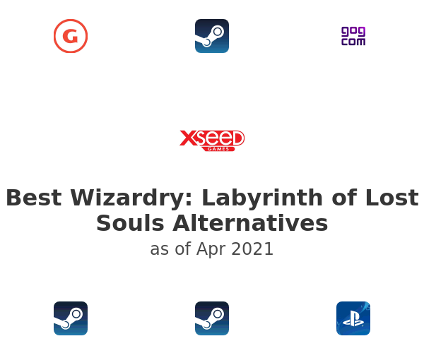 Best Wizardry: Labyrinth of Lost Souls Alternatives