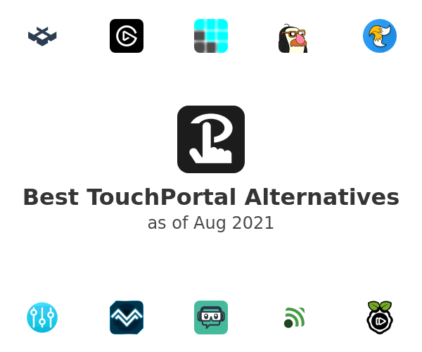 Best TouchPortal Alternatives