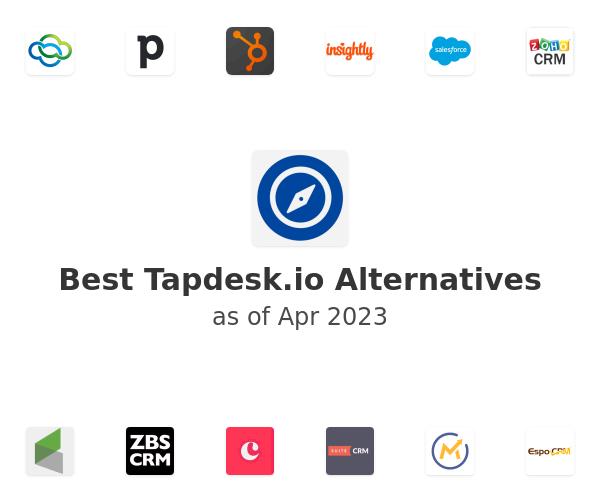 Best Tapdesk.io Alternatives
