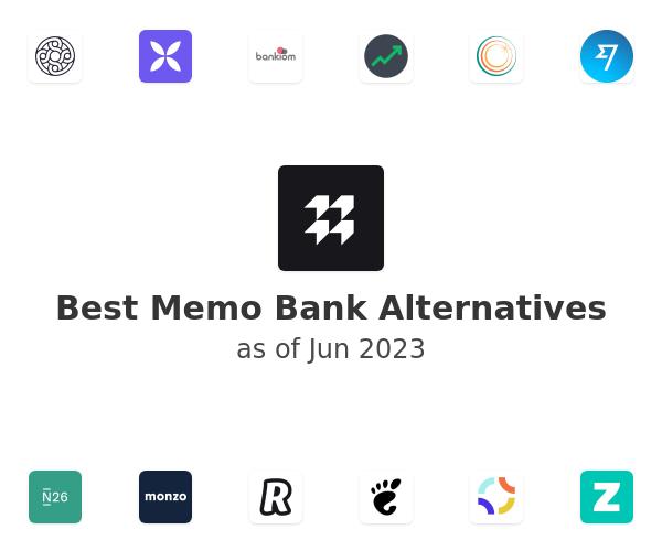 Best Memo Bank Alternatives