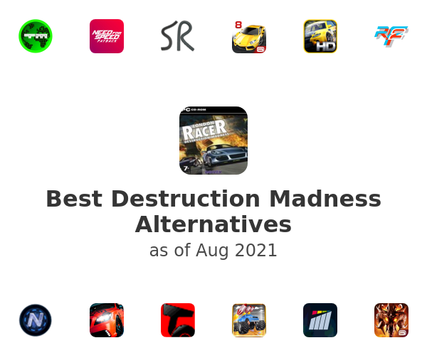 Best Destruction Madness Alternatives
