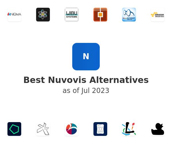Best Nuvovis Alternatives