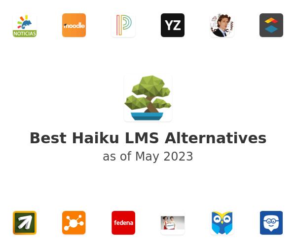 Best Haiku LMS Alternatives