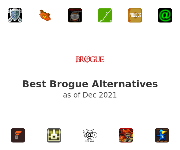 Best Brogue Alternatives
