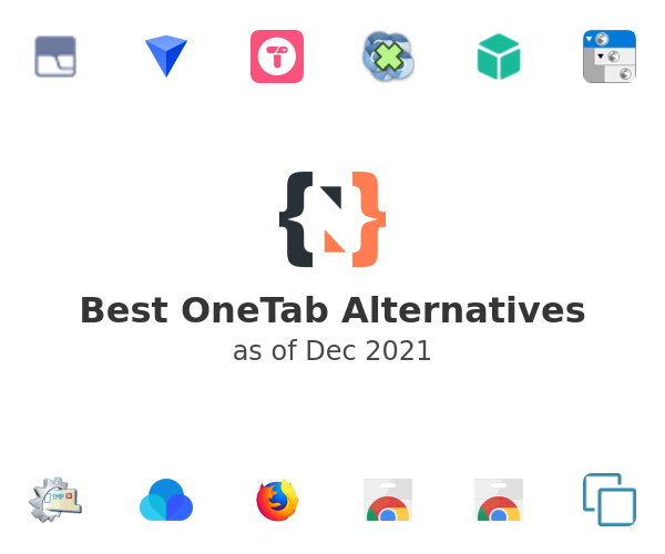 Best OneTab Alternatives