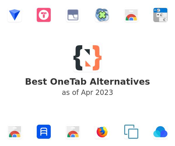 Best OneTab Alternatives
