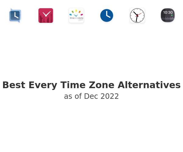 Best Every Time Zone Alternatives