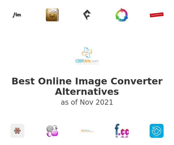 Best Online Image Converter Alternatives
