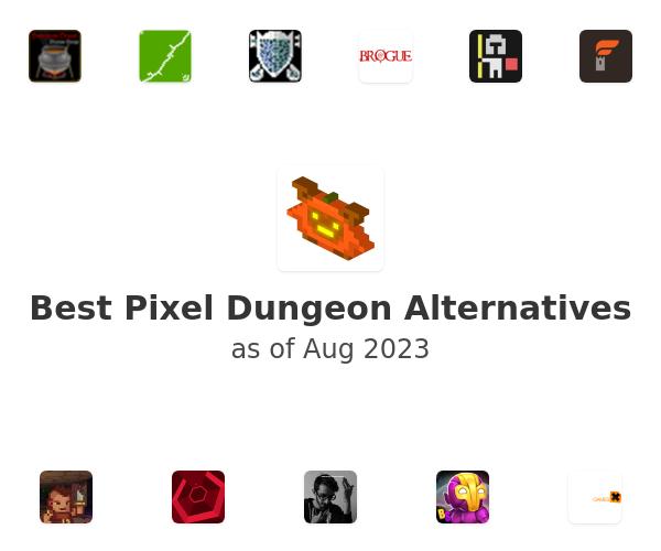 Best Pixel Dungeon Alternatives