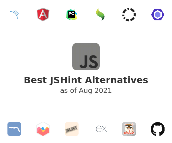 Best JSHint Alternatives