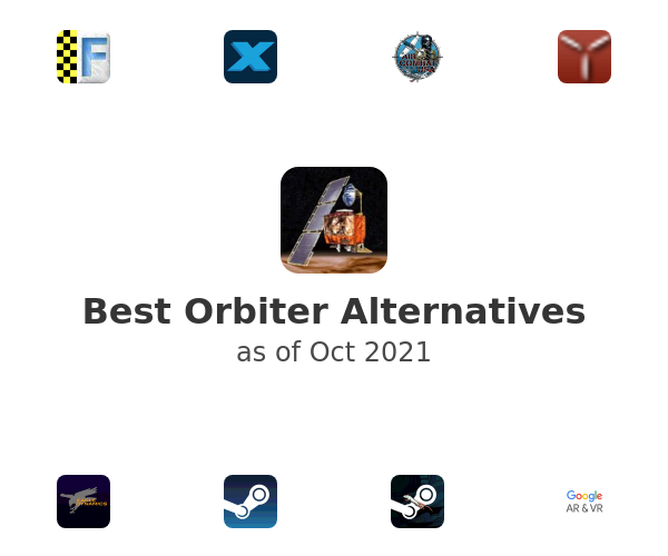 Best Orbiter Alternatives