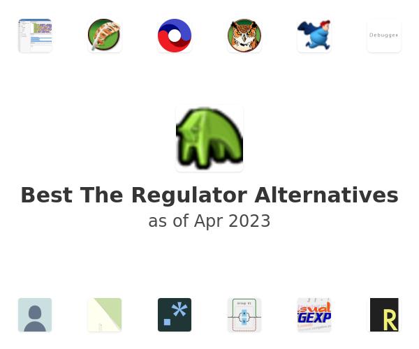 Best The Regulator Alternatives