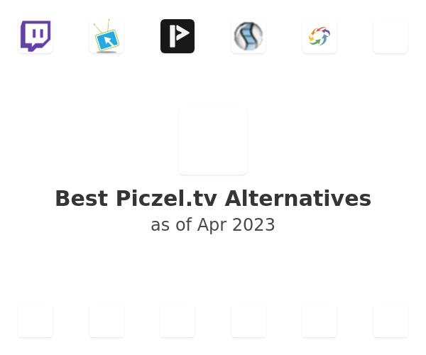 Best Piczel.tv Alternatives
