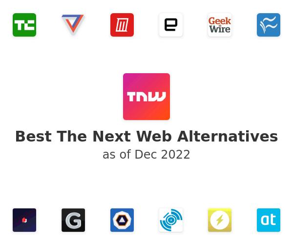 Best The Next Web Alternatives