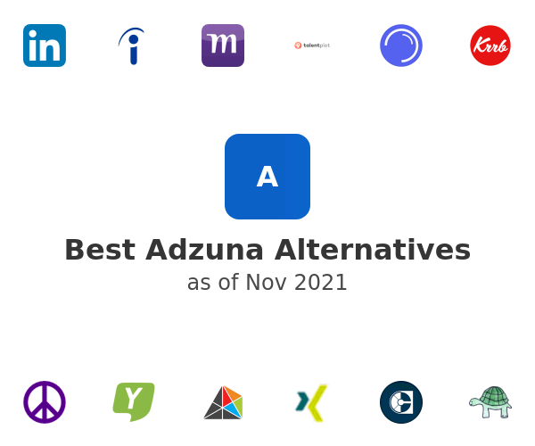 Best Adzuna Alternatives