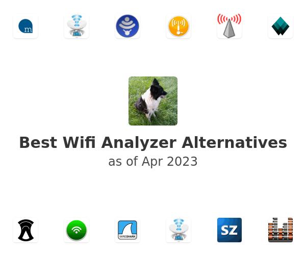 Best Wifi Analyzer Alternatives
