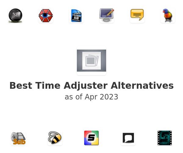 Best Time Adjuster Alternatives