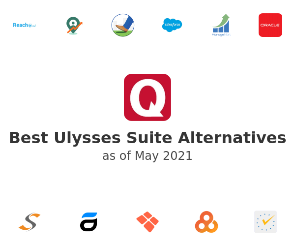 Best Ulysses Suite Alternatives