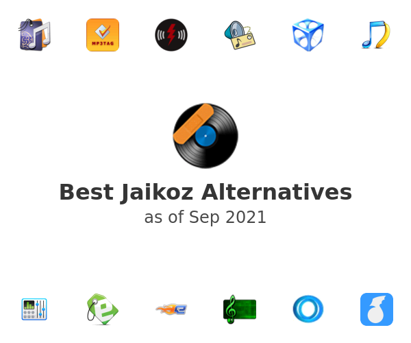 Best Jaikoz Alternatives