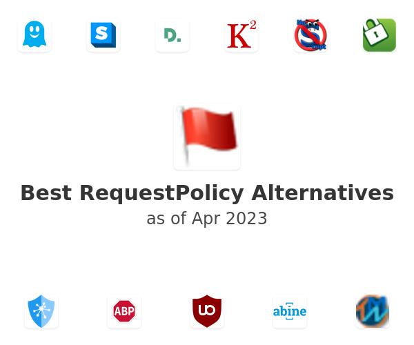 Best RequestPolicy Alternatives