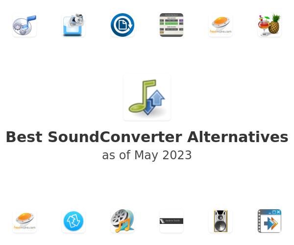 Best SoundConverter Alternatives