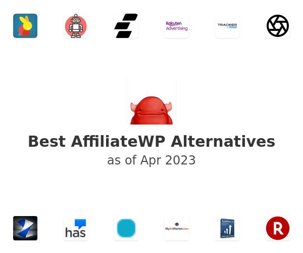 Best AffiliateWP Alternatives