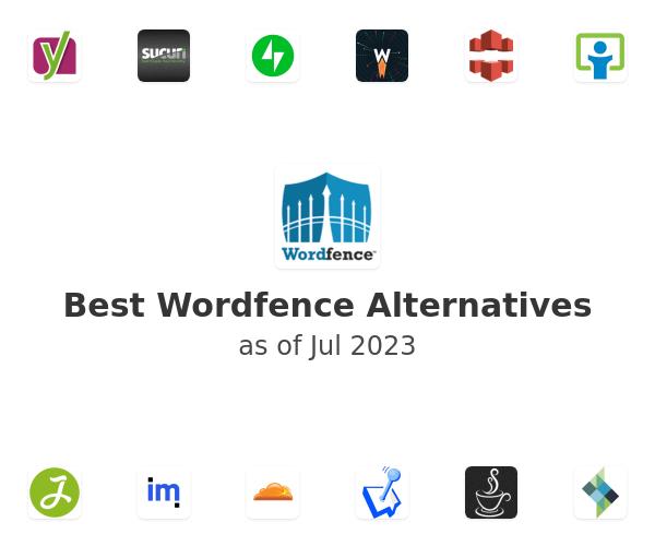 Best Wordfence Alternatives