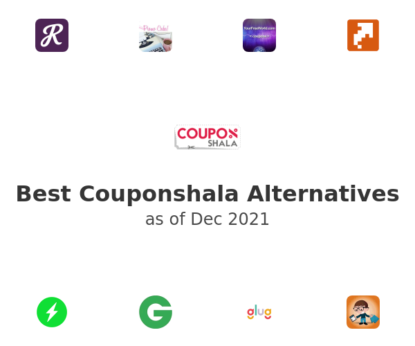 Best Couponshala Alternatives