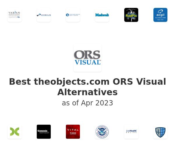 Best theobjects.com ORS Visual Alternatives