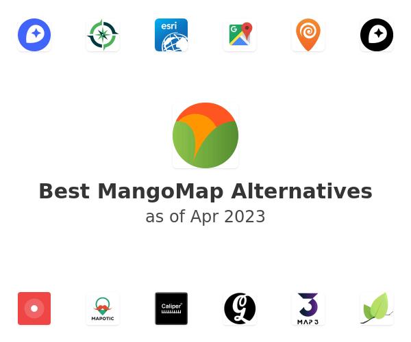 Best MangoMap Alternatives