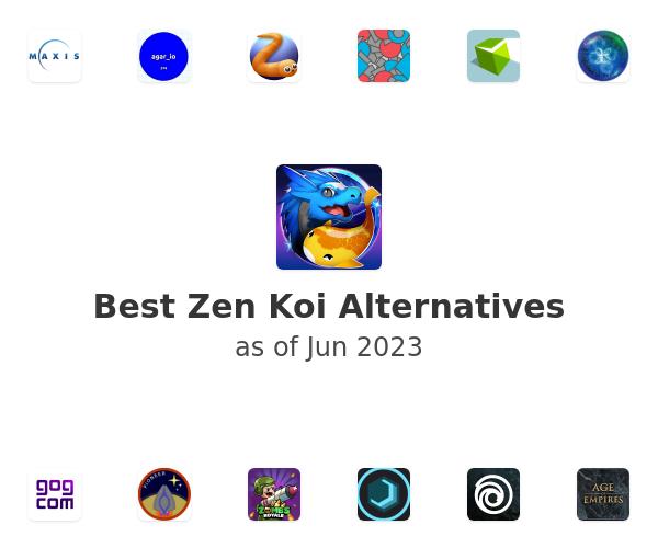 Best Zen Koi Alternatives