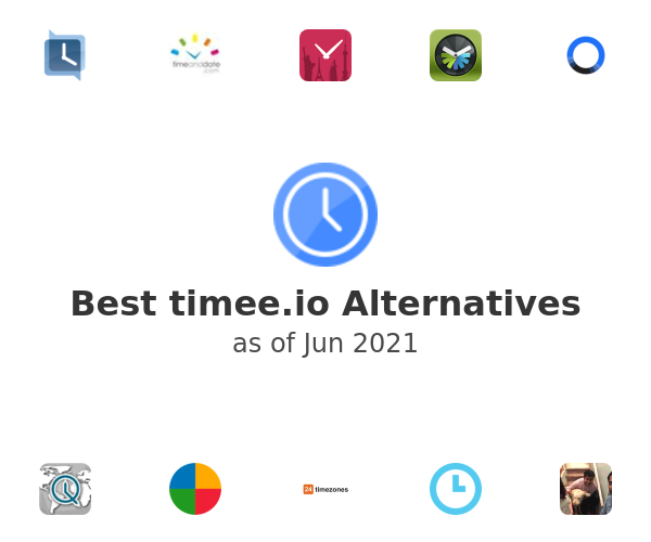 Best timee.io Alternatives