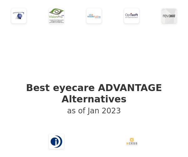 Best eyecare ADVANTAGE Alternatives