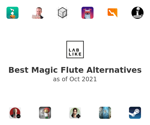 Best Magic Flute Alternatives