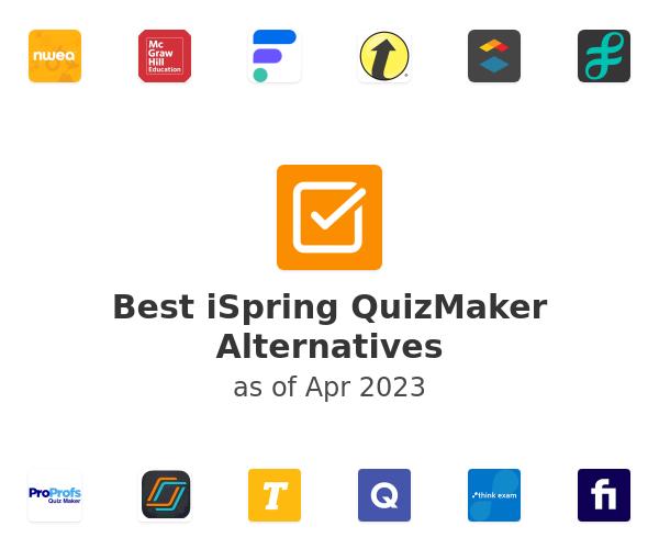 Best iSpring QuizMaker Alternatives