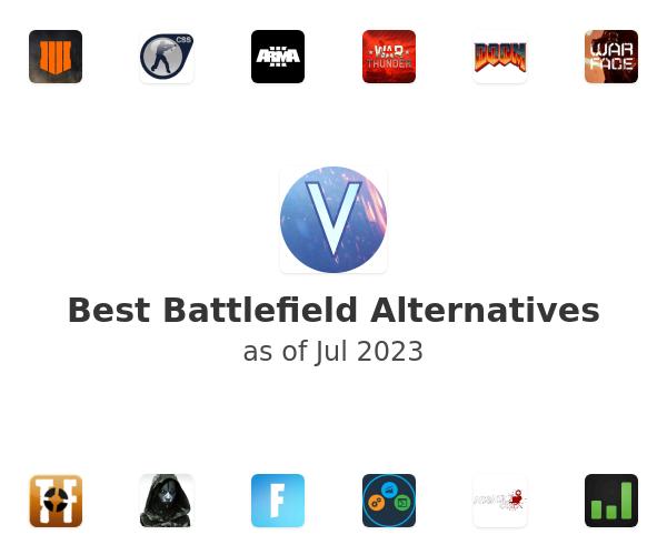Best Battlefield Alternatives