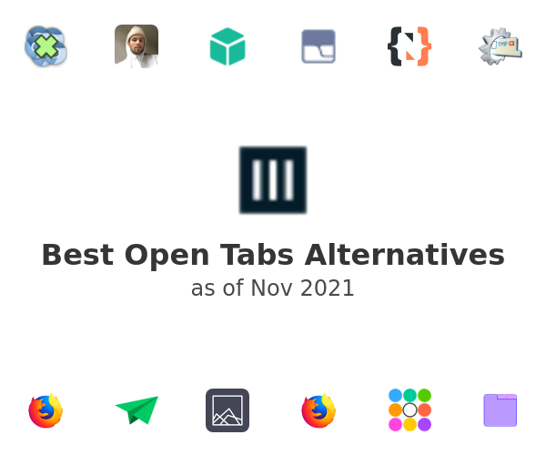 Best Open Tabs Alternatives