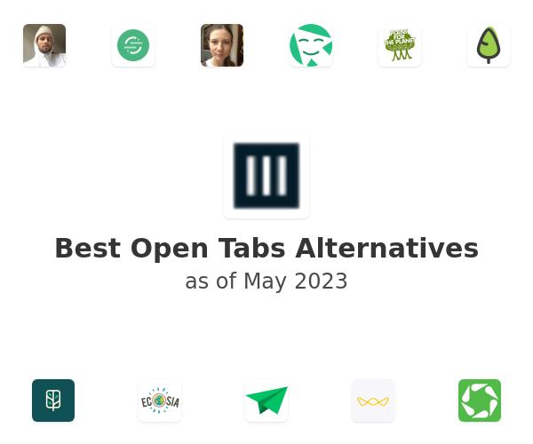 Best Open Tabs Alternatives