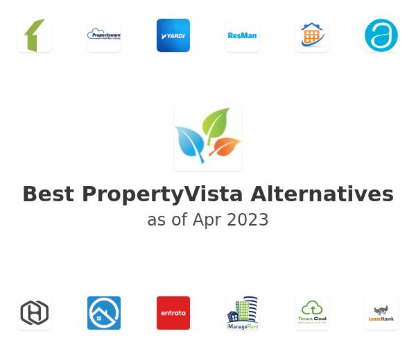 Best PropertyVista Alternatives