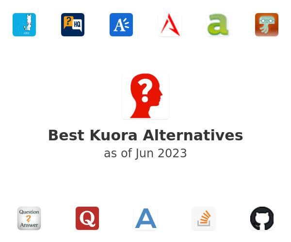 Best Kuora Alternatives