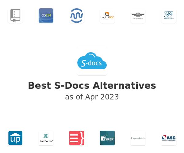 Best S-Docs Alternatives