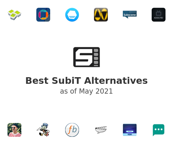 Best SubiT Alternatives