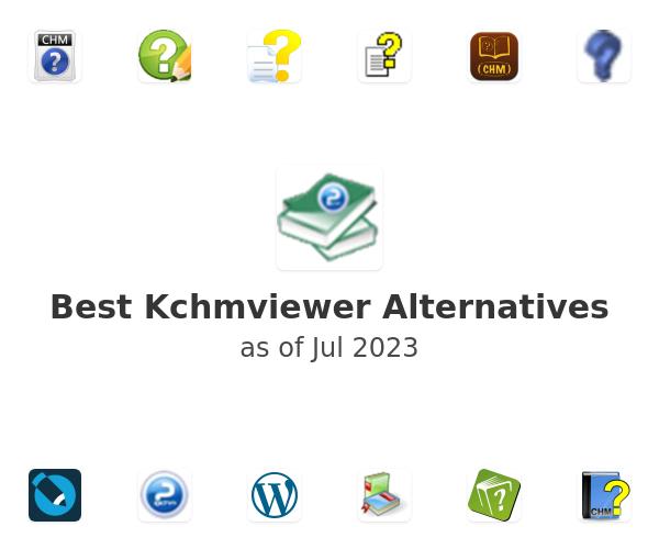 Best Kchmviewer Alternatives