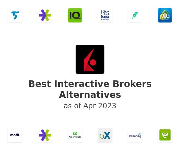 Best Interactive Brokers Alternatives