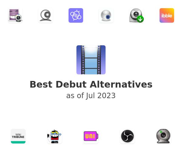 Best Debut Alternatives