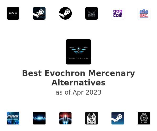 Best Evochron Mercenary Alternatives