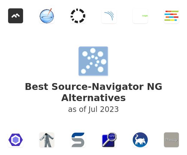 Best Source-Navigator NG Alternatives