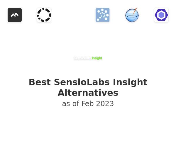 Best SensioLabs Insight Alternatives