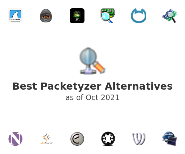 Best Packetyzer Alternatives